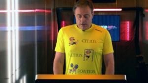 """Bart De Wever wil revanche nemen op Georges-Louis Bouchez in De Container Cup: """"Ik ben een slechte verliezer en een vreselijke winnaar"""""""