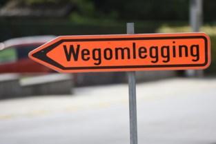 Twee weekends verkeershinder op Westvaardijk door aanvoer beton