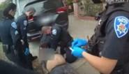 Opnieuw man overleden in Verenigde Staten nadat politie hem minutenlang op grond drukt