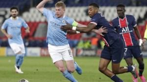 """Kevin De Bruyne tegen PSG alweer verkozen tot man van de match: """"De druk is enorm"""""""
