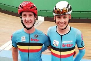 """Jonas (28) koerst zondag met zijn slechtziende compagnon Milan (22) door Vlaanderen: """"Hier haal ik heel veel voldoening uit"""""""