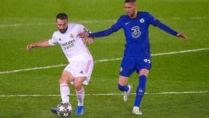 Real Madrid moet zonder Dani Carvajal voorbij Chelsea in halve finales Champions League