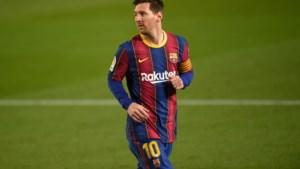 """Spaanse zender TVE: """"Messi blijft bij Barcelona, maar eist versterking"""""""