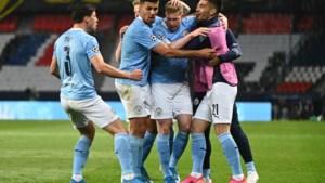 Manchester City kan Champions League-finale al ruiken na straffe zege bij PSG (met dank ook aan lucky goal De Bruyne)
