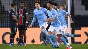 """Waarom Mahrez en niet De Bruyne de winnende vrije trap van Manchester City nam: """"Ik geloof in al mijn ploegmaats"""""""