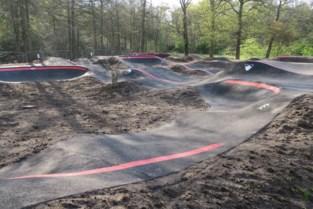 Schijnbaar afgewerkt BMX-parcours nog even verboden terrein