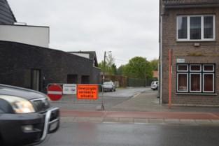 Eenrichtingsverkeer in Kalkestraat door werken Aquafin