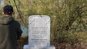 Gedenksteen voor verdronken Abdülbaki (19) moet andere jongeren waarschuwen