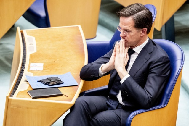 Meeste Nederlandse partijen sluiten nieuwe regering met premier Rutte niet bij voorbaat uit