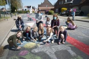 Leerlingen nemen fietsstraten over