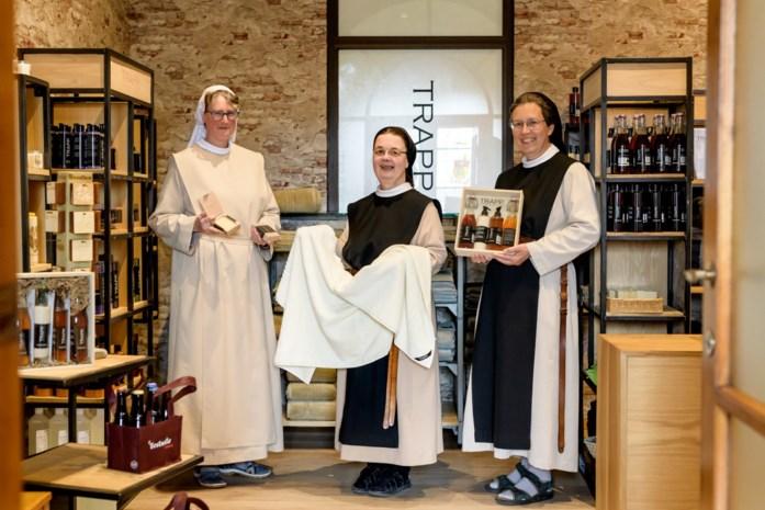 In de naam van Sint-Benedictus, de webshop en het nieuwe badlinnen: ook zusters moeten zichzelf heruitvinden tijdens coronacrisis