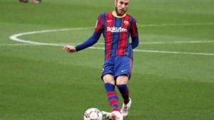 Barcelona beloont doorgebroken jeugdproduct Mingueza met nieuw contract