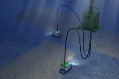 """Vlaamse 'stofzuiger' van 25 ton ligt vast op bodem van de zee: """"Roekeloze poging die compleet uit de hand gelopen is"""""""