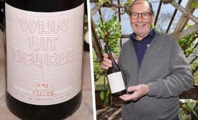 """Een druivelaar tegen de gevel of in de tuin? Marc (74) kan er wijn van maken: """"Ik heb al 85 wijnen gemaakt"""""""