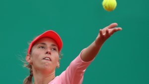Elise Mertens neemt eerste horde in Madrid