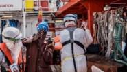 Opnieuw honderden migranten gered op Middellandse Zee