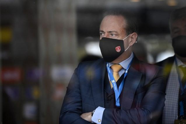 """De Wever over aanbouw Het Steen: """"Ik schort mijn oordeel op tot het af is"""""""