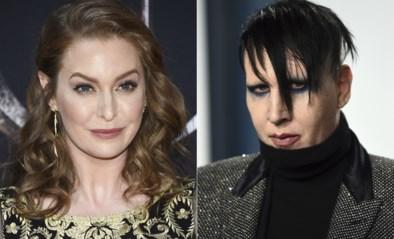 """Actrice uit 'Game of thrones' dient klacht in tegen Marilyn Manson voor verkrachting: """"Geslagen, gegeseld en geëlektrocuteerd"""""""