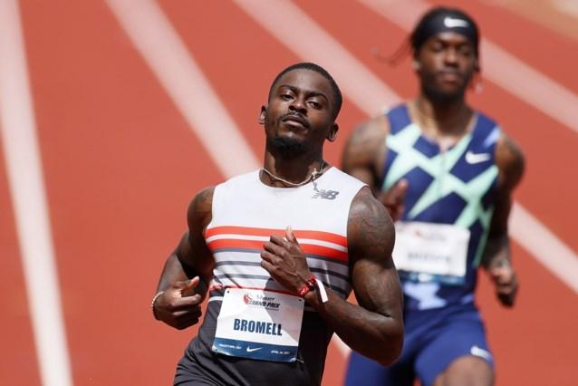 Trayvon Bromell loopt beste wereldjaarprestatie op 100m en werpt zich op als favoriet voor olympisch goud