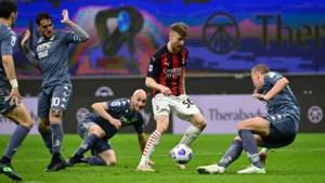 Alexis Saelemaekers helpt AC Milan met assist aan zege tegen laagvlieger Benevento