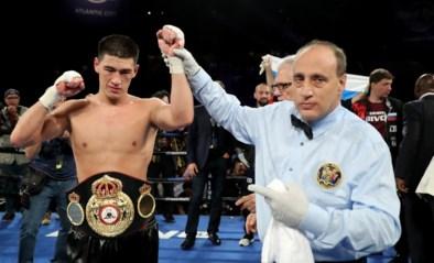 Rus Dmitry Bivol blijft WBA-wereldkampioen lichtzwaargewichten