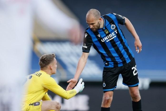 Debuterende Bart Verbruggen van dichtbij gevolgd: 18-jarige doelman van Anderlecht niet op fouten te betrappen