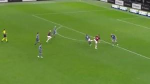 Zlatan Ibrahimovic is woedend op ploegmaat nadat die fenomenale pass verprutst
