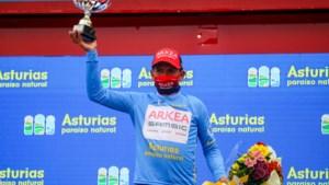 Ronde van Asturië: Nairo Quintana pakt eindwinst, slotrit voor Pierre Latour