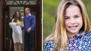 Prinses Charlotte van Cambridge is jarig!