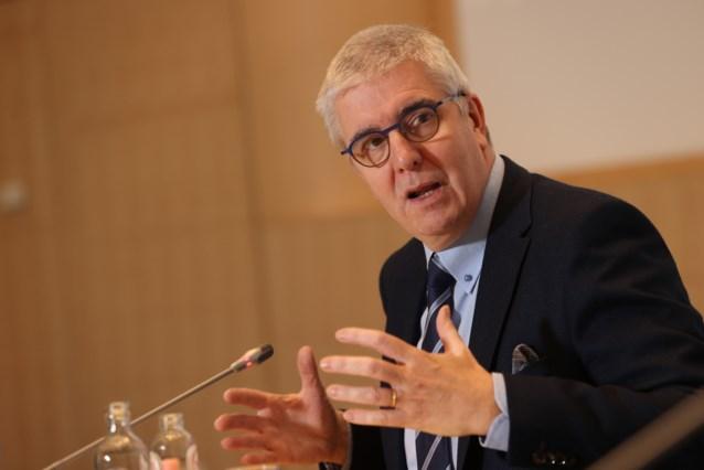 """Boze VBO-topman Timmermans over loonoverleg: """"Regering moet consistent zijn voor geloofwaardigheid"""""""