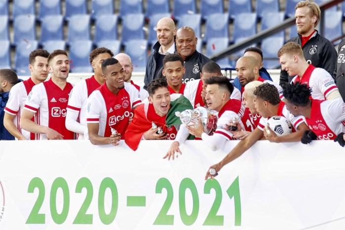 Ajax opnieuw kampioen: vijf redenen waarom Amsterdammers de Eredivisie weer domineren als vanouds