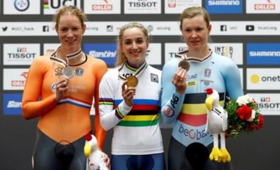 """Olympisch- en wereldkampioene van de fiets gemaaid op training: """"En hij stopte niet eens om te zien of ik oké was"""""""
