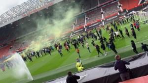 """Manchester United - Liverpool uitgesteld naar latere datum na hevige supportersprotesten: """"Veiligheid primeert"""""""