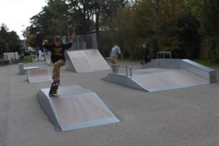 Gebruikers skatepark en sportbox moeten reserveren