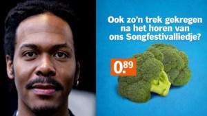 Albert Heijn excuseert zich voor grapje over Songfestival-inzending
