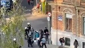 Opschudding over filmpjes van hardhandig optreden politie rond Ter Kamerenbos tijdens La Boum 2