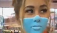 "Bekende influencers worden Indonesië uitgezet na ""grap"" met mondmasker"