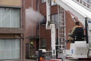 Bewoonster gewond na keukenbrand