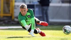 18-jarige Bart Verbruggen staat verrassend onder de lat bij Anderlecht in topper tegen Club Brugge