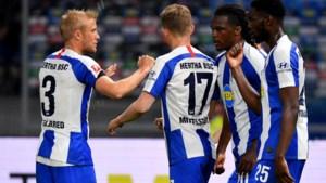 Dedryck Boyata sprokkelt met Hertha Berlijn broodnodig punt in Mainz