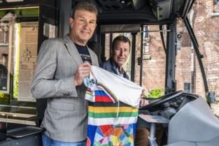 Koersbus trekt straks langs twintig steden met een oud-renner aan het stuur