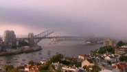 Sydney gehuld in giftige rook door opzettelijk aangestoken bosbranden