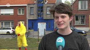 """Knaldrang in Sint-Job: """"Vanaf het weer kan, een dik feestje!"""""""