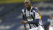 Mbaye Diagne scoort voor West Bromwich maar degradatie lijkt onafwendbaar na draw tegen Leander Dendoncker