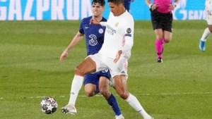 Real Madrid mist geblesseerde Raphaël Varane in Europese return tegen Chelsea