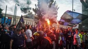 Kritiek op kampioensviering van 30.000 (!) Inter-fans: weinig mondmaskers en nauwelijks afstand in Milaan