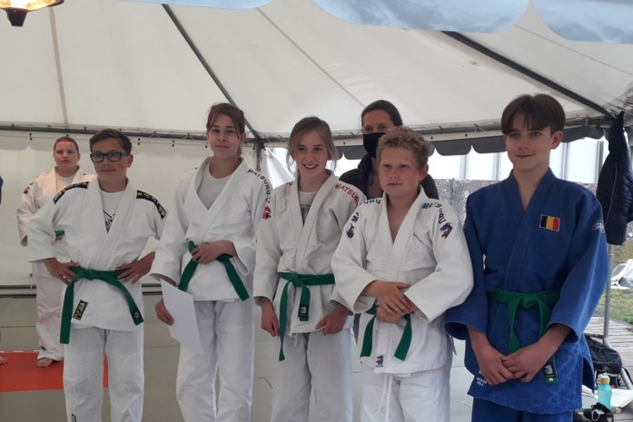 Sportraad looft inspanningen van judoclub Hirano