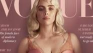 Billie Eilish zweert de baggy look af en gaat voor supervrouwelijk op Vogue-cover