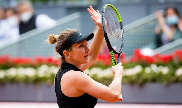 """Ex-nummer één Simona Halep verwacht lastige match tegen Elise Mertens in Madrid: """"Het wordt een echte strijd"""""""
