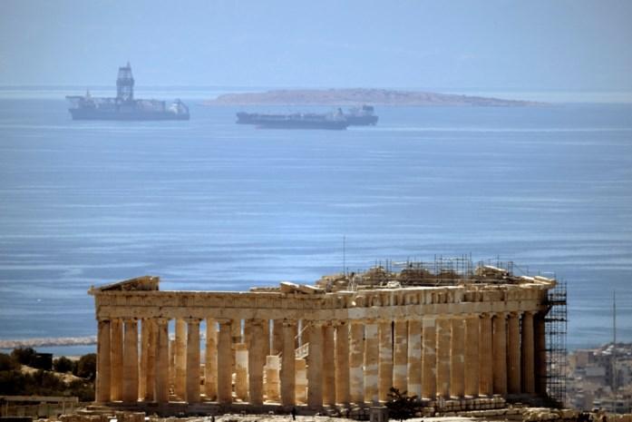 """Renovaties aan Akropolis stuiten op hevig protest: """"Ze zitten er tien eeuwen naast"""""""